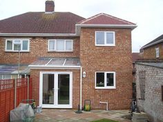 66 Ideas garden design ideas layout rear extension - Before After DIY 1930s House Extension, House Extension Plans, House Extension Design, Extension Designs, Rear Extension, Extension Ideas, Semi Detached, Detached House, Single Storey Extension