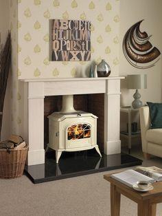 Resolute Acclaim wood burner