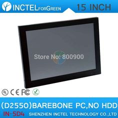 """420.00$  Watch here - http://ali8vw.worldwells.pw/go.php?t=1515916253 - """"15"""""""" New arrival mini pc all in one touchscreen barebone system with 2MM ultra thin LED panel full metal 1280*800 resolution"""" 420.00$"""
