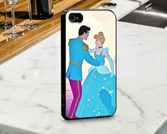 cinderella dancing for iPhone and Samsung Case by mulailagi