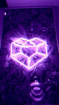 September 14 2017 at from dyinginhd Neon Purple, Purple Walls, Purple Love, All Things Purple, Purple Rain, Purple Stuff, Light Purple, Violet Aesthetic, Lavender Aesthetic