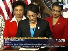 Rep. Marcia Fudge's choice words for John McCain. Perfection.
