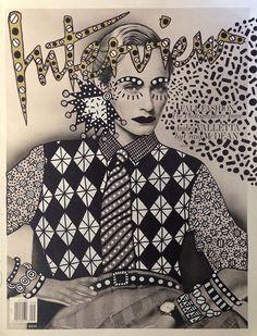 Ana Strumpf creates artistic illustrations on fashion magazine covers. She brilliantly illustrates portrayals in covers of fashion magazines. Fashion Magazine Cover, Fashion Cover, V Magazine, Magazine Cover Design, Inked Magazine, Magazine Covers, Magazine Editorial, Diy Fashion, Fashion Design
