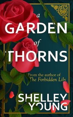 The much anticipated book two of my bestselling novel THE FORBIDDEN LILY, which has been on the bestsellers list for a year now! A GARDEN OF THORNS should be out by the end of summer if all goes well. Check in again later for the book link.