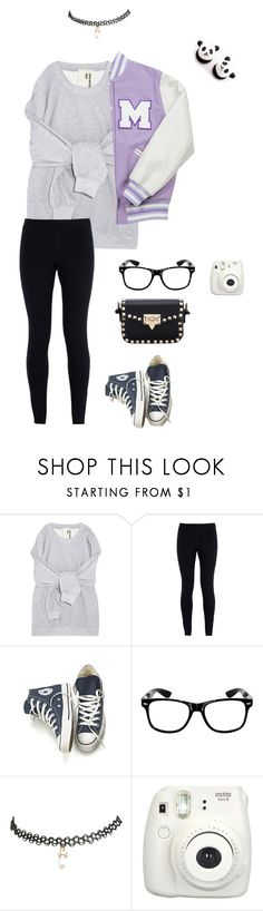 """Untitled #5623"" by northamster ❤ liked on Polyvore featuring INC International Concepts, NIKE, Converse, Wet Seal and Fujifilm"