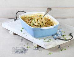 Vrouekeur | Celeb food: Altus Theart - Chicken and broccoli dish