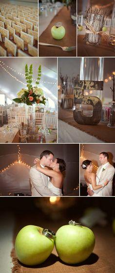 Super cute wedding decorations