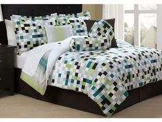 Minecraft Comforter Set for Bed