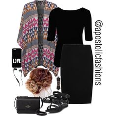 A fashion look from June 2017 by apostolicfashions featuring Vivienne Westwood Anglomania, Alexander McQueen, Kate Spade, Givenchy and Skullcandy