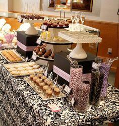 Italian dessert table | Bella Baker: Italian Themed Dessert Table  Keywords:  #weddingreceptionfoodideas #dessertbuffetideas #jevelweddingplanning Follow Us: www.jevelweddingplanning.com  www.facebook.com/jevelweddingplanning/