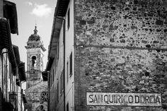 San Quirico d'Orcia - Toscana #fotografia #toscana #sanquirico