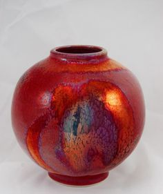 Gordon Hutchens of Denman Island, B.C Canada. He is a remarkably gifted potter.