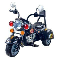 Lil Rider Road Warrior Motorcycle 3 Wheeler