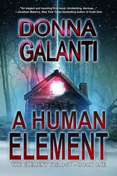 I am so happy to have Donna Galanti, a fabulous author who can spin a tale that will keep you reading into the small hours of the morning, here to share her thoughts and a FREEBIE. A Haunted Place …