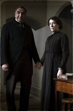 downton abbey love for these two!! <3 <3