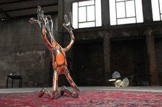 As is everywher Massimo Lunardon Glasstres 2011 Biennale di Venezia