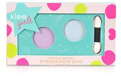 Luna Star Naturals Klee Girls Eyeshadow Duo Key West Splash Rainier BlossomBaby BlueLavender 13 Ounce *** This is an Amazon Affiliate link. Click image to review more details.