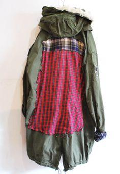 coat - refashion