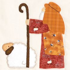 Scroll Saw Patterns To Print Christmas Stocking Pattern, Christmas Applique, Christmas Sewing, Primitive Christmas, Christmas Art, Xmas, Christmas Things, Christmas Nativity, Christmas Fabric