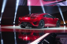 That Ass... The new Acura NSX is finally here | The Verge