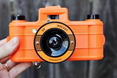 Lomography Sprocket Rocket camara...she didnt like the pics it took but I thought they were pretty interesting