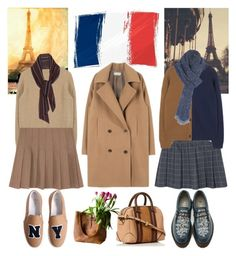 Paris Autumn by mixxmix  #coat Wide Lapel Loose Fit Coat #sweater Ribbed Knit Turtleneck Sweater #skirt Solid-Colored Pleated Mini Skirt #cardigan Two-Tone Knit Cardigan #skirt Graph Check Pleated Mini Skirt  #shop ☞ http://mixxmix.us  #mixxmix #mxm #365basic #hideandseek #has #mixgirl #mixwoman #mixstyle #koreanfashion #koreanbrand #koreangirls #girlsfashion #twinslook #trendylook #original #stylish #lovely #unique #kpop #kstar #kfashion #kculture