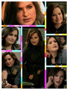 Benson moments Season 15 Finale