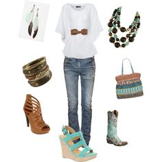Untitled #1, created by Jerilyn on Polyvore