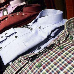 Skjorter til en hver smag @ Bruun & Stengade #Fisketorvet #Copenhagenmall #mensfashion