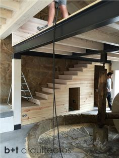 Zen, House Plans, House Ideas, Stairs, Frame, Projects, Furniture, Home Decor, Minimalist House
