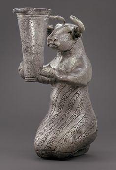 Silver Bull. 3100–2900 b.c.; Proto-Elamite period Southwestern Iran