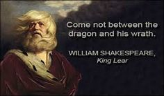 an analysis of the most important idea in william shakespeares king lear King lear: theme analysis william shakespeare _____ home king lear is a shakespearean tragedy that illustrates what happens when children are.