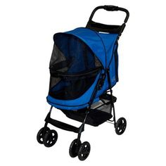 The sapphire Pet Gear Happy Trails No-Zip Pet Stroller >>> To view further, visit now (This is an amazon affiliate link. I may earn commission from it)