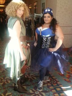 Tardis with river song