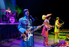 RAIN A Tribute to the Beatles! // Friday, February 22, 2013 at Miller Auditorium