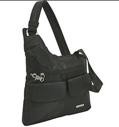Perfect for traveling abroad! Anti-Theft Cross-Body Bag $45.95
