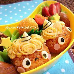 節分の日のキャラ弁はこれに決まり!かわいい鬼の作り方アイデア6選 おうちごはん Japanese Dishes, Japanese Food, Cute Food, Yummy Food, Bento Kids, Cute Lunch Boxes, Bento Recipes, Food To Go, Food Humor