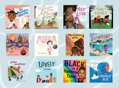 18 Kids' Books to Help Start a Discussion About Race Christian Robinson, Confusing Words, Schools In America, Toddler Toys, Toddler Playroom, Primary Teaching, Gross Motor Skills, Emotional Intelligence, Baby Grows