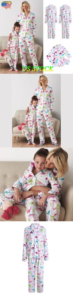 Sleepwear 84544  Us Xmas Pjs Family Matching Adult Women Kids Nightwear  Pyjamas Pajamas Dinosaur -  BUY IT NOW ONLY   26.05 on  eBay  sleepwear   family ... 90a078550
