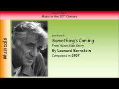 ▶ 5. Something's Coming - Bernstein (GCSE Music Edexcel) - YouTube