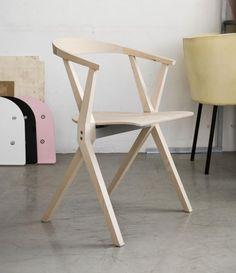 "Konstantin Grcic ""the B chair"" for Bd Barcelona Design"