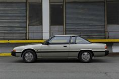 Mazda 929 coupe, 1982