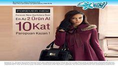 Parokart Kasım 2013 Forever New Kampanyası