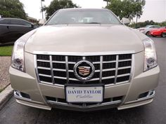 2013 Cadillac CTS 3.6LPerformance 3.6L Performance 4dr Sedan Sedan 4 Doors Silver Coast for sale in Houston, TX Source: http://www.usedcarsgroup.com/new-cadillac-for-sale