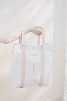 Market Bag Off White