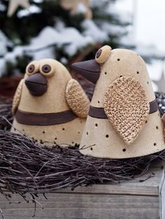 Keramická dílna Hliněnka: Ptáci s opaskem