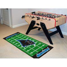 Carolina Panthers NFL Floor Runner (29.5x72)