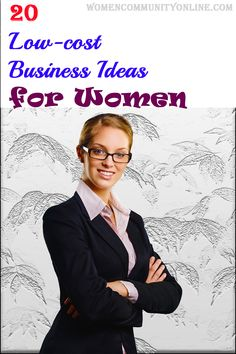 Determining the right business startup might be hard for beginners. So, we have listed here 20 Low-cost Business Ideas for Women at home that are effective, profitable, and will also fit in your budget. #businessideas #business #businesstips #entrepreneur #entrepreneurship #businessstrategy #businessmindset #businessmotivation #businesswoman #businessadvice #motivation #entrepreneurlife #success #businessgrowth #smallbusiness #startup #businessgoals #entrepreneurmindset #businessopportunity Business Goals, Business Motivation, Business Advice, Home Based Business, Start Up Business, Business Opportunities, Business Women, Online Business, Online Blog