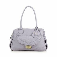 Mantaray Handbag Owl Charms, Debenhams, Lilac, Charmed, Handbags, Purses, Fashion, Moda, Totes