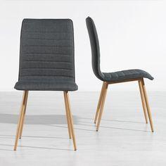 schicker sessel in blau ein bequemer klassiker in leinenoptik mixed pinterest sofa. Black Bedroom Furniture Sets. Home Design Ideas